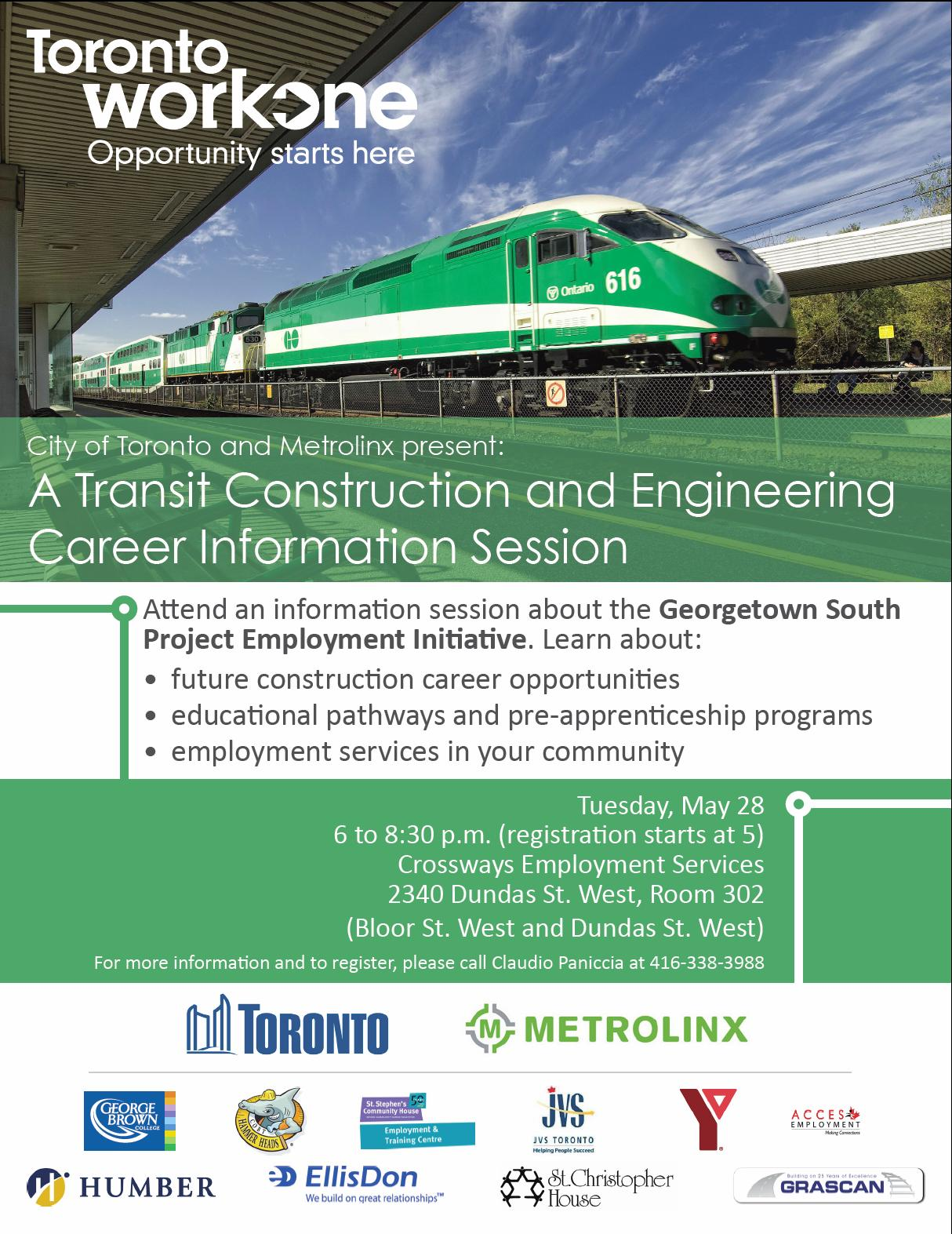 Transit Construction and Engineering Career Information